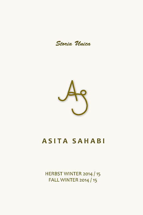 ASITA SAHABI | emerging fashion designer