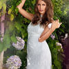 weisses Spitzenkleid | Hochzeitskleid im Boho-Stil | ASITA SAHABI