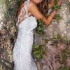 cremeweisses Spitzenkleid | Boho-Hochzeitskleid | ASITA SAHABI