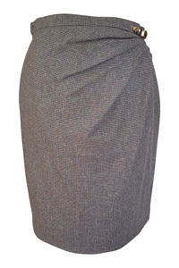 tweed pencil skirt | winter wear for women | Asita Sahabi | country style fashion
