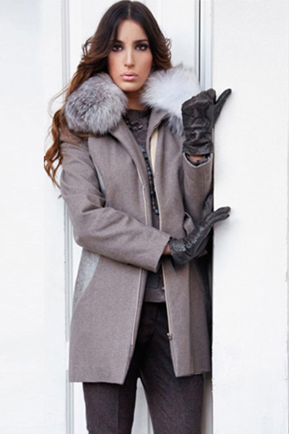Shop our extensive line of women's faux fur coats and jackets made available in everything from hooded and full-length coats to mink and leopard printed. Women's Faux Fur Coats & Jackets Sort by: Show #: Quick Look. Ultra Violet Couture Evening Jacket. In Stock! If you're so not ready for Winter, this coat is a great place to start.
