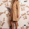beige cashmere business coat | ASITA SAHABI