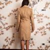 Beige cashmere winter coat | ASITA SAHABI
