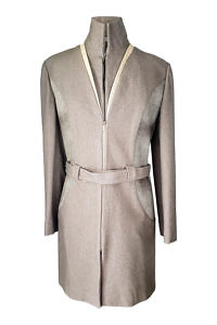 grey winter coat | ASITA SAHABI