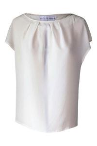 ecru silk top | Ivory silk blouse | ASITA SAHABI
