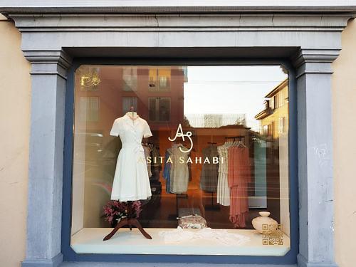 Shopping in Zurich | Fashion Store | ASITA SAHABI