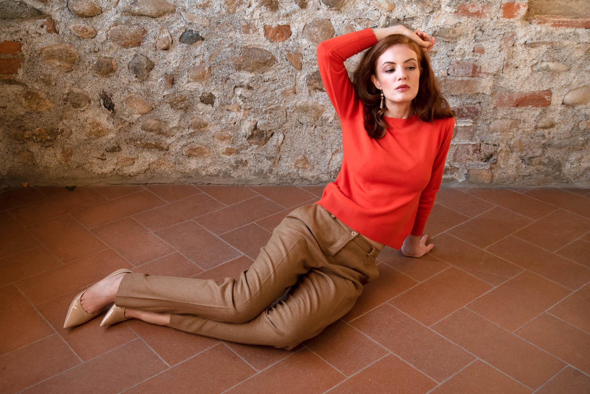 Brick Red – A winning colour for fall