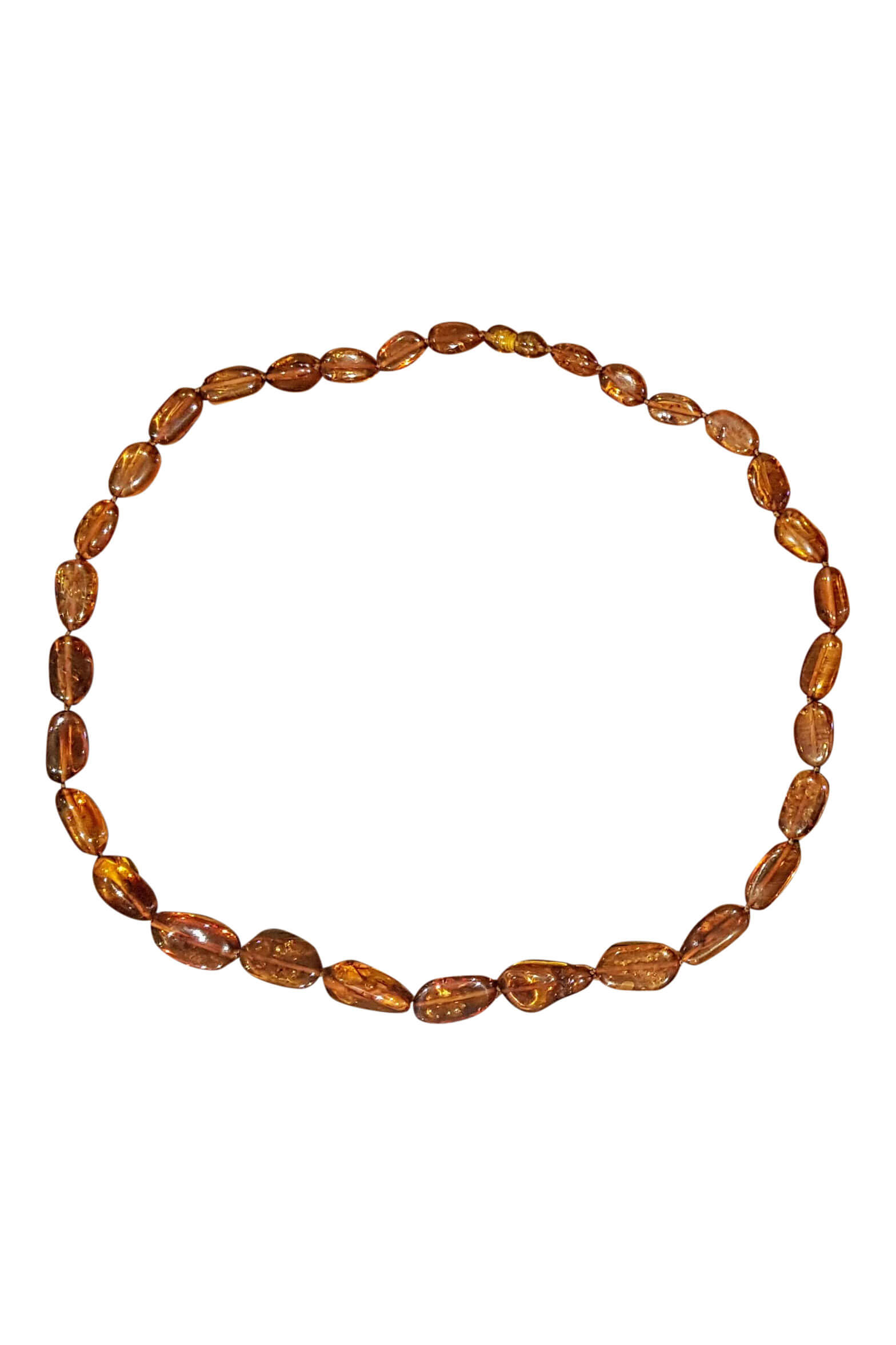 amber necklace PESCASSEROLI