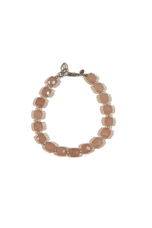 ASITA SAHABI rose quartz bracelet