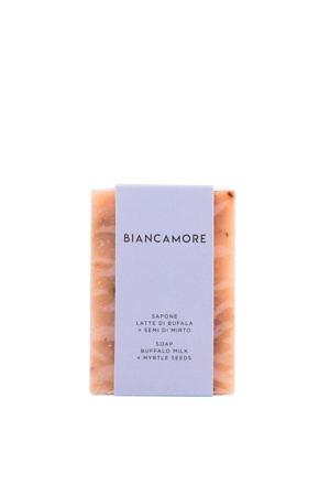 BIANCAMORE Hand Seife mit Samen von Myrte