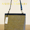 black raffia shopping bag | GIANNI NOTARO Carol J