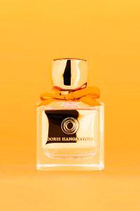 "DORIS HANGARTNER - 50 ml Eau de Perfume ""Imperial Topaz"" - warm - floral, fruty, woody, vanilla, musk"