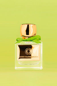"DORIS HANGARTNER - 50 ml Eau de Perfume ""Peridot"" - clear strength - green, fruity, citrus, floral, spicy, woody, musky"