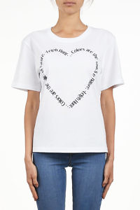SETTEPUNTOZERO T-shirt | love | T-shirt with heart